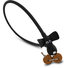 Cube RFR HPS Cable Lock Dog Kids, black